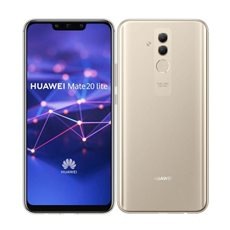 "HUAWEI Mate 20 Lite de 64GB en Color Oro 6,3"" FHD+ Android 8.1"