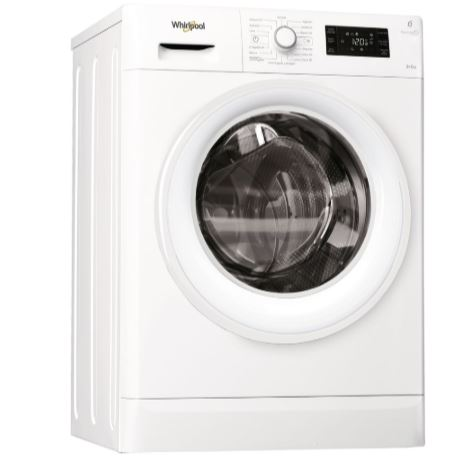 Whirlpool FWDG86148WSP - Lavasecadora 8-6 Kg 1400 Rpm Clase A Blanca - Zoom
