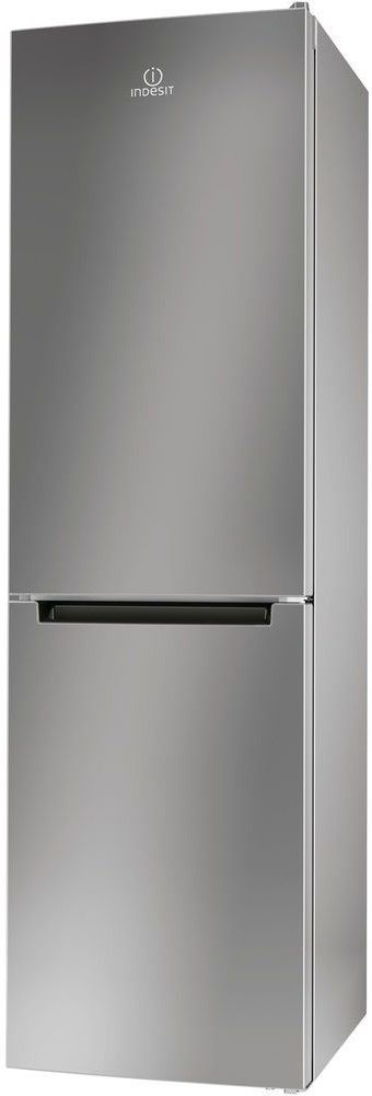 Indesit XI9T2IX - Frigorífico Combi 201x60cm Clase A++ Frost Free Inox - Zoom
